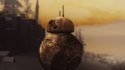 Snippy - Droid Follower