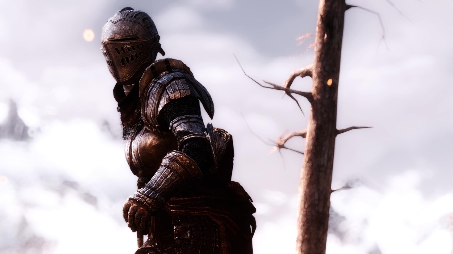 Dark Souls Armor  Retouched
