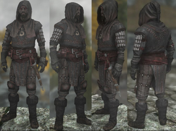 Better Shrouded Armour - SSE