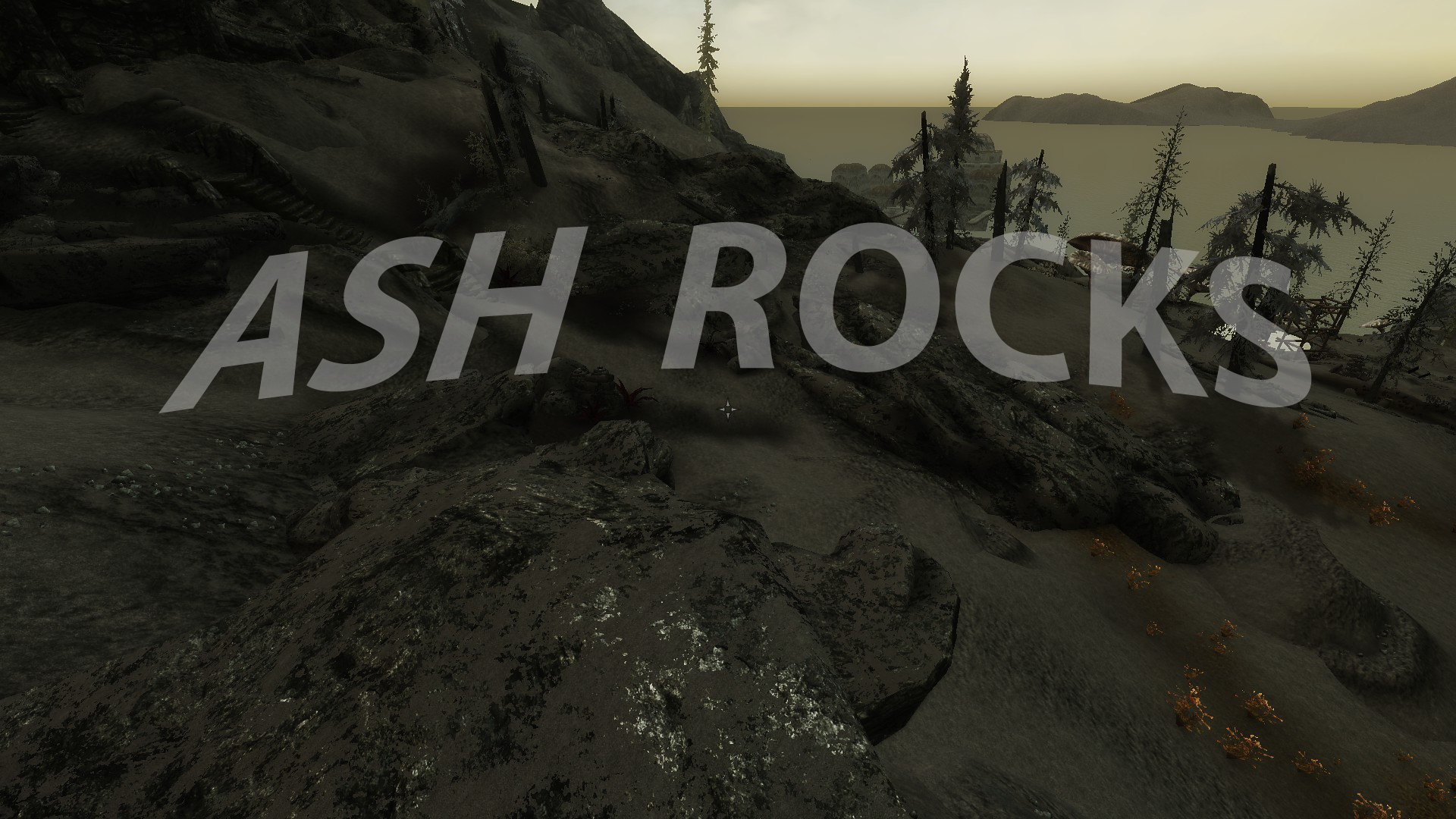 Ash Rocks