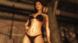 Demoniac- High Quality Glossy Female Body Texture 8K 4K 2K - SE