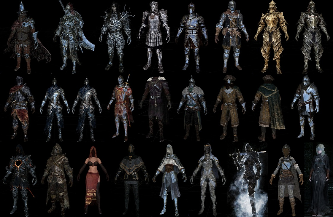 Dark Souls Pack by Team TAL