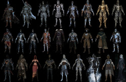 Dark Souls Pack by Team TAL