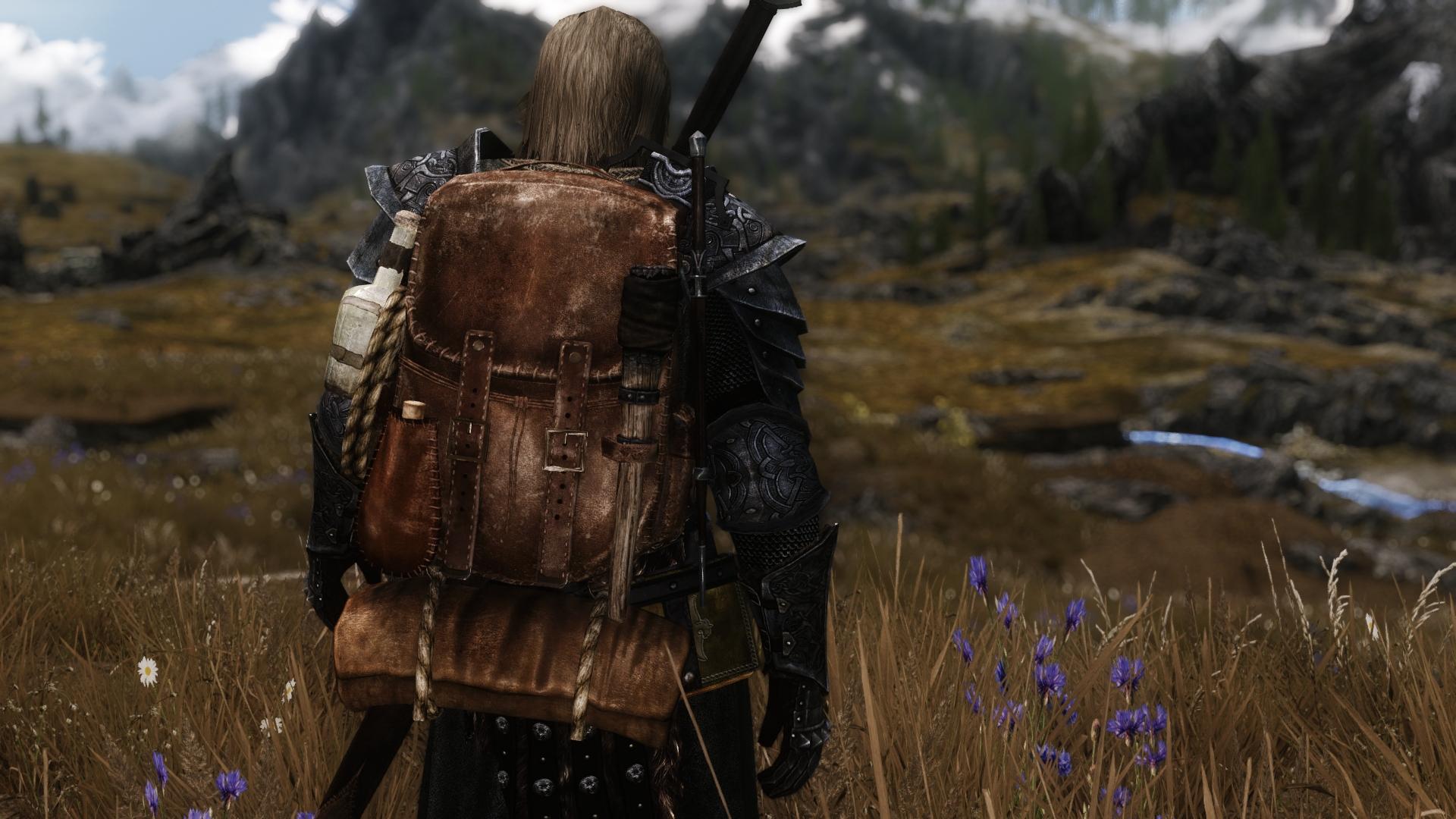 Adventurer's Backpack