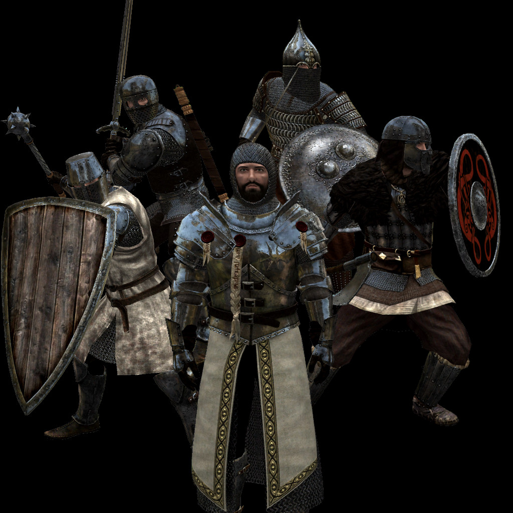 Unplayable Faction Armors