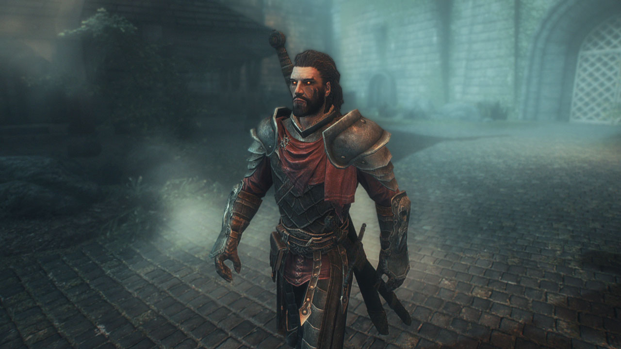 Volkihar Knight - Vampire Armor