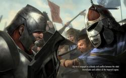 The Elder Scrolls Legends - Loading Scre