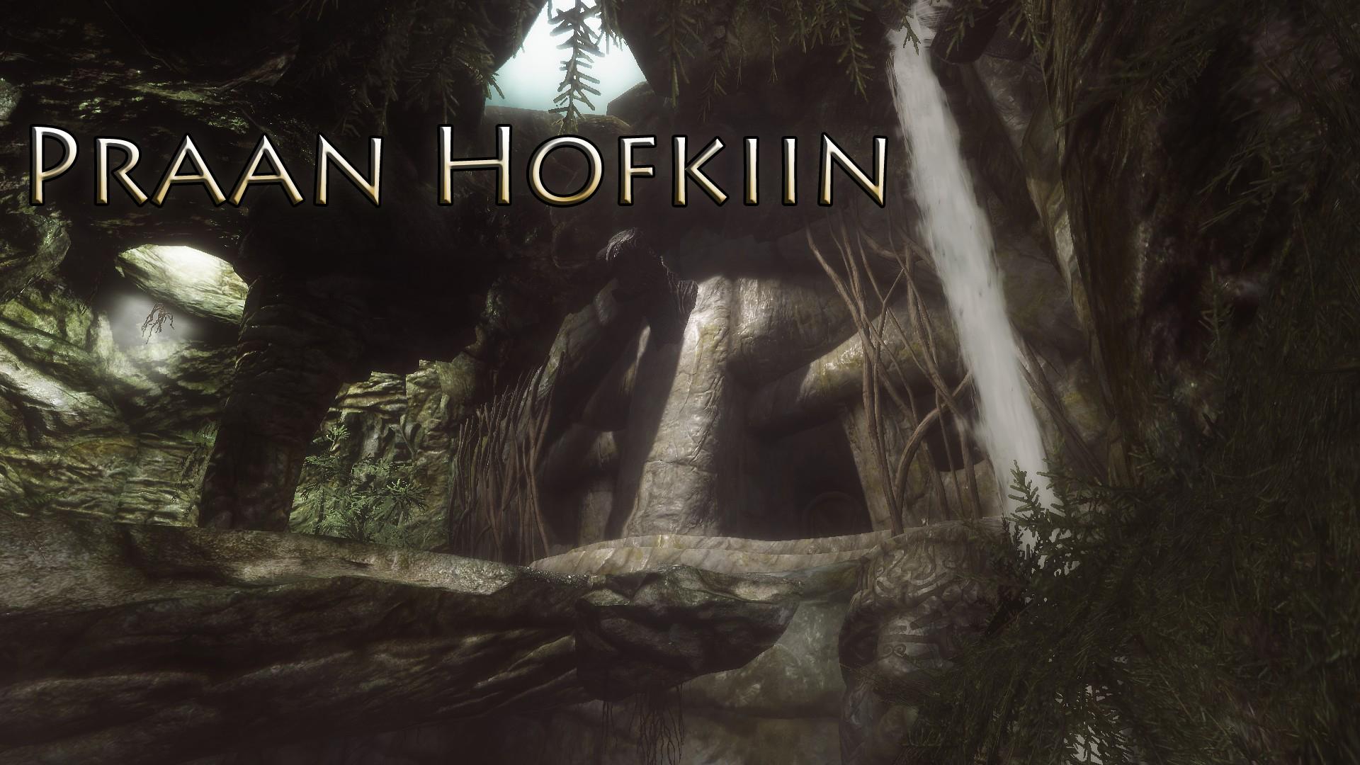 Praan Hofkiin- Ancient Nord Home
