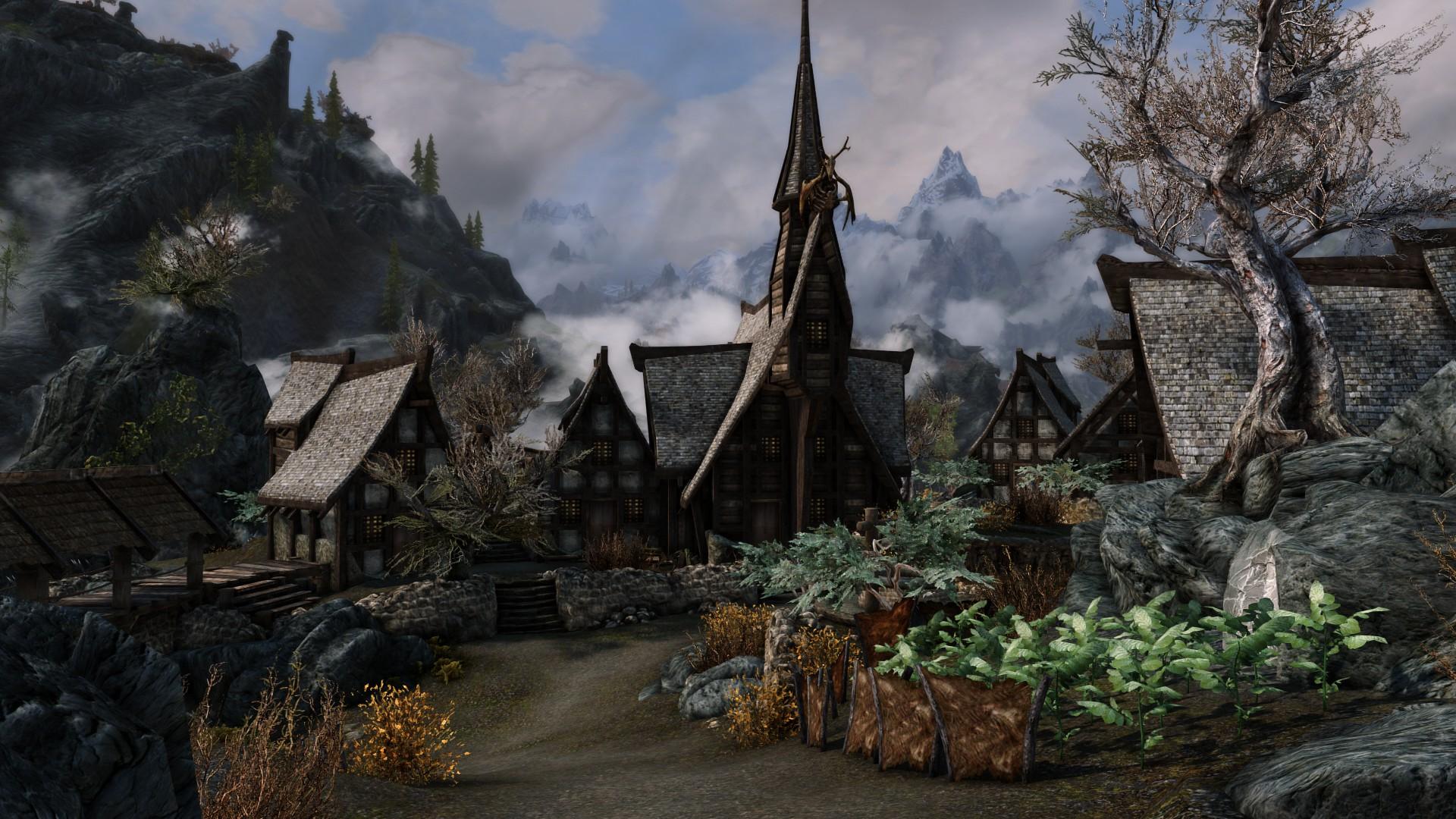 The Great Town of Karthwasten SSE
