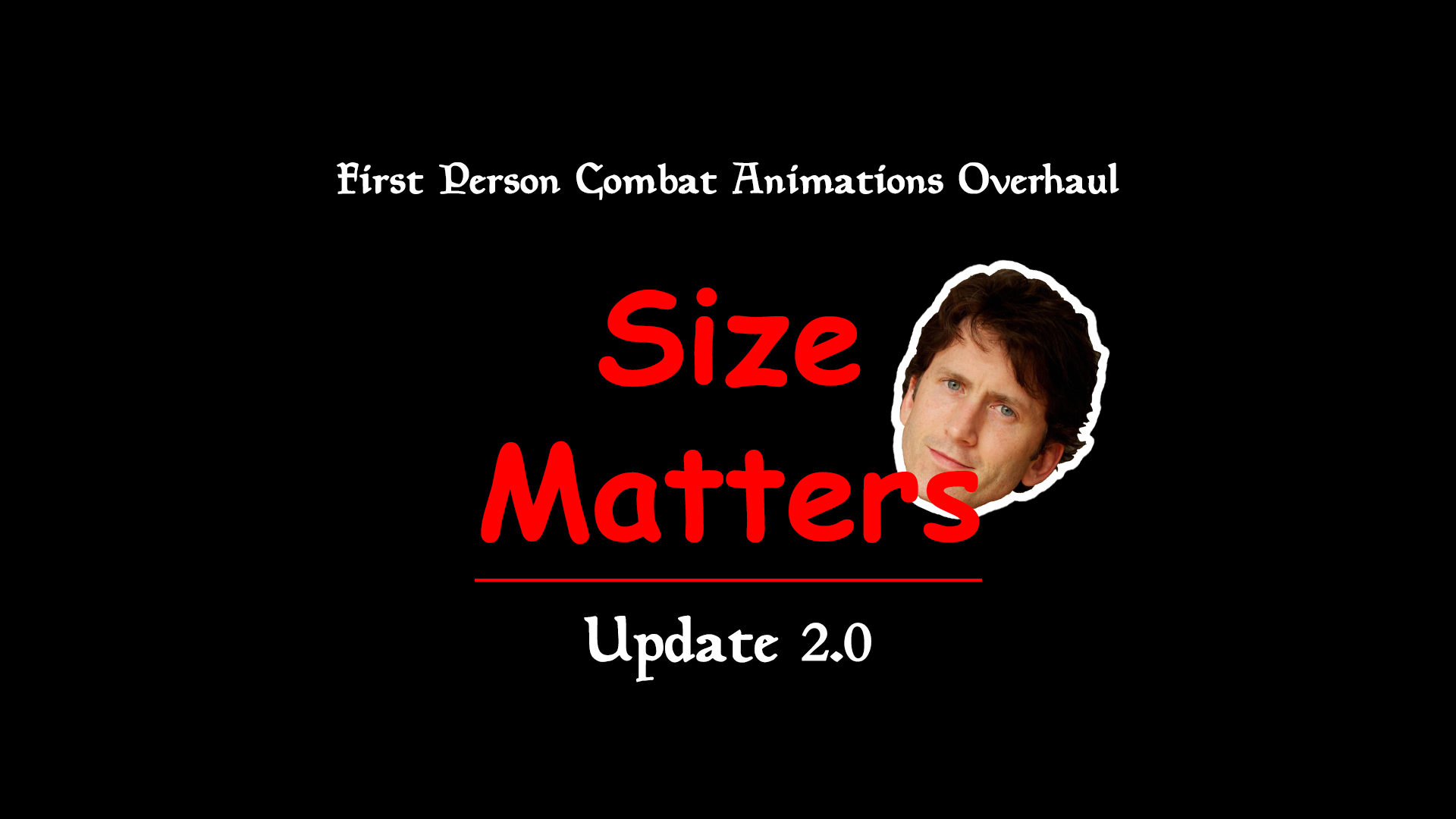 SIZE MATTERS - First Person Combat Anima