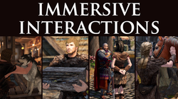 Immersive Interactions - Animated Actions