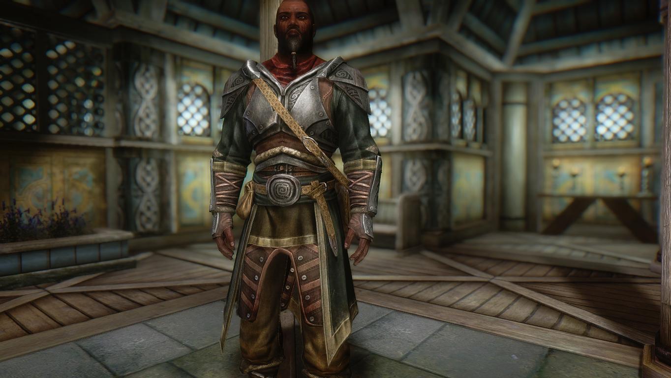 Steel Robe Armor