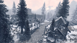Imperial Stone -The Forts of Skyrim Redone