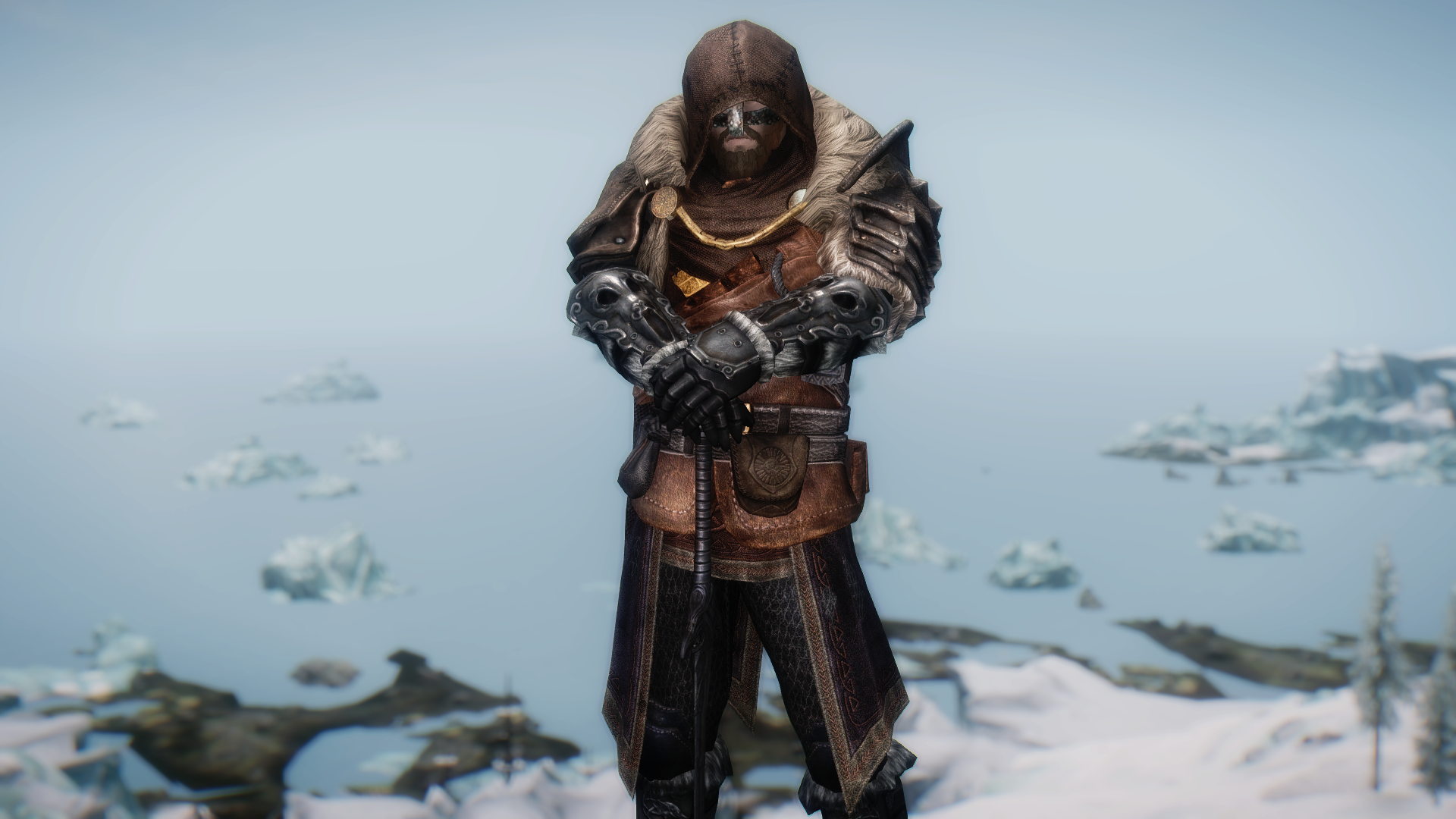The Ancient Warriors Armor