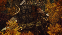 Mielikki - House for witches and druids