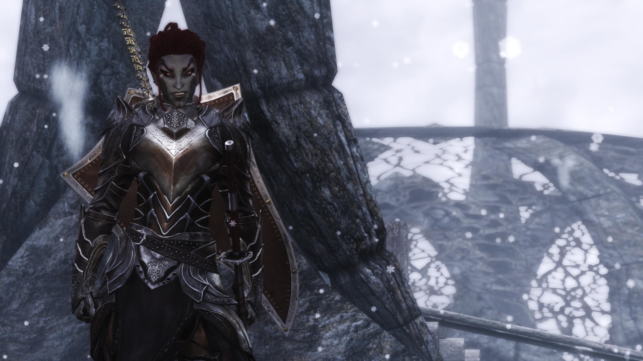 Reinforced Ebony Armor