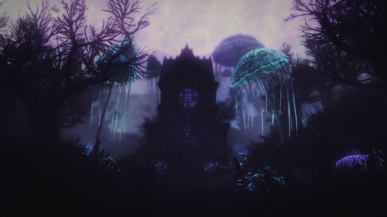 Tirashan - Necromancer Home