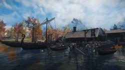 Riften Docks Overhaul