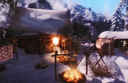 Belleteyn - Snowy Cabin