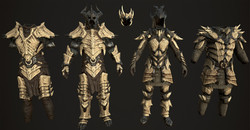 Frankly HD Dragonbone and Dragonscale -