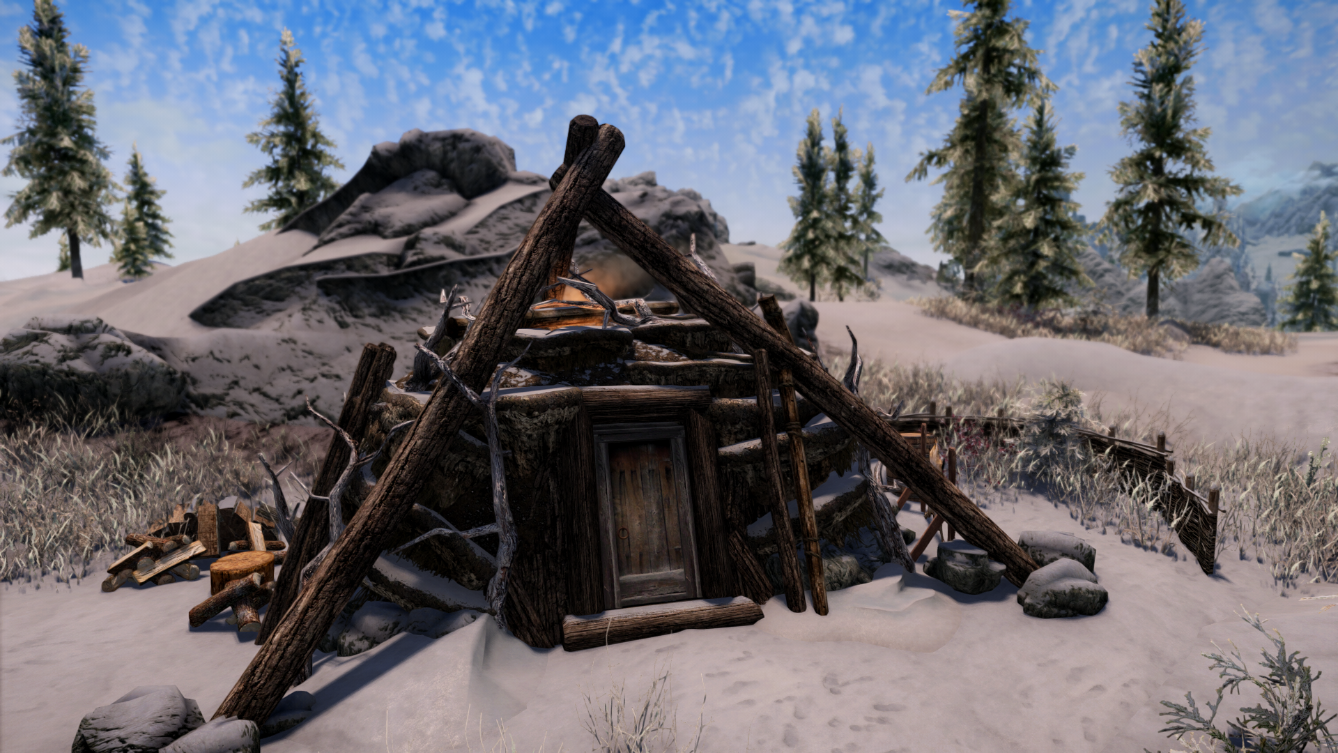 Sami Hut - Cosy Player Home