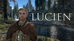 Lucien - Immersive Fully Voiced Male Fol