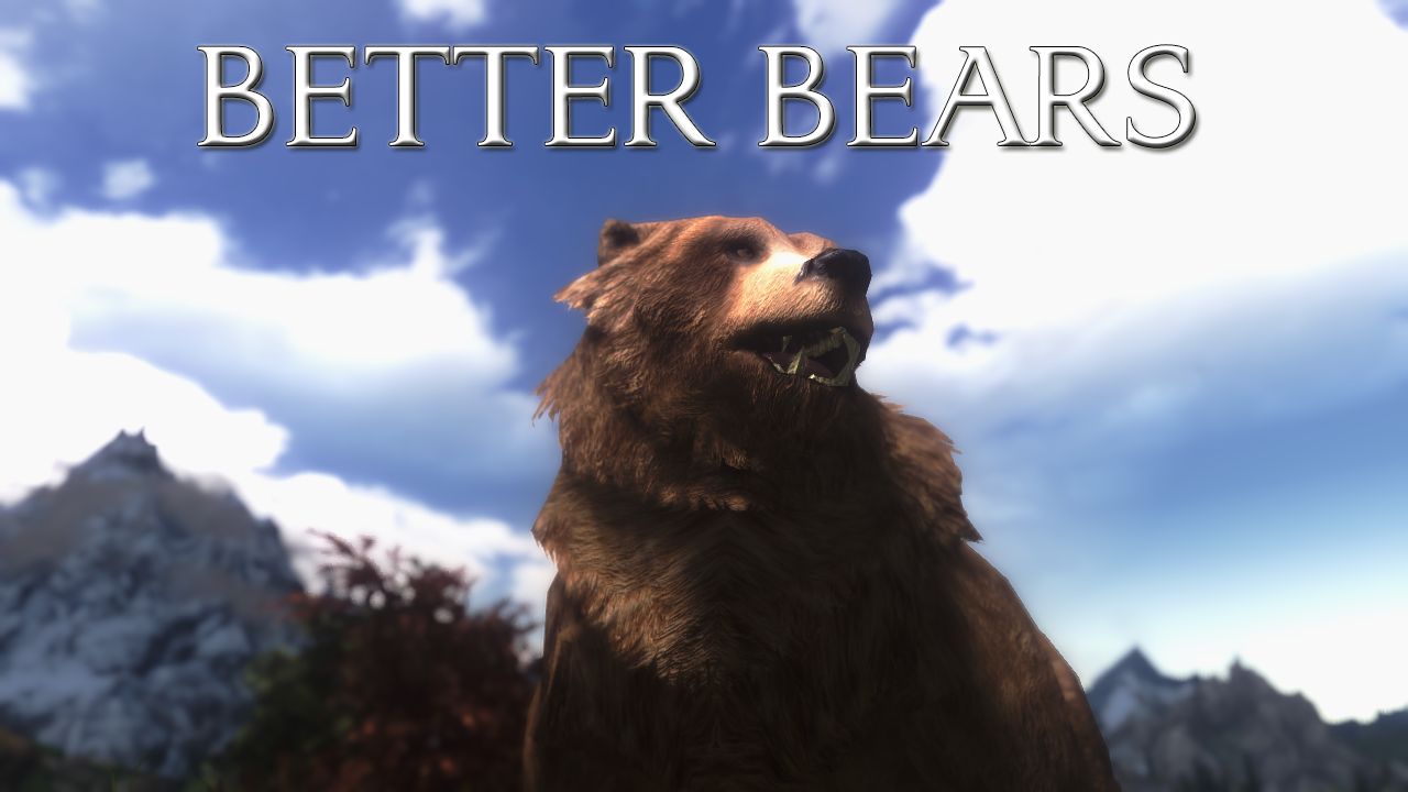 Better Bears