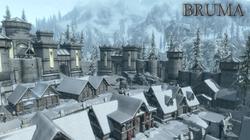 Beyond Skyrim - Bruma SE