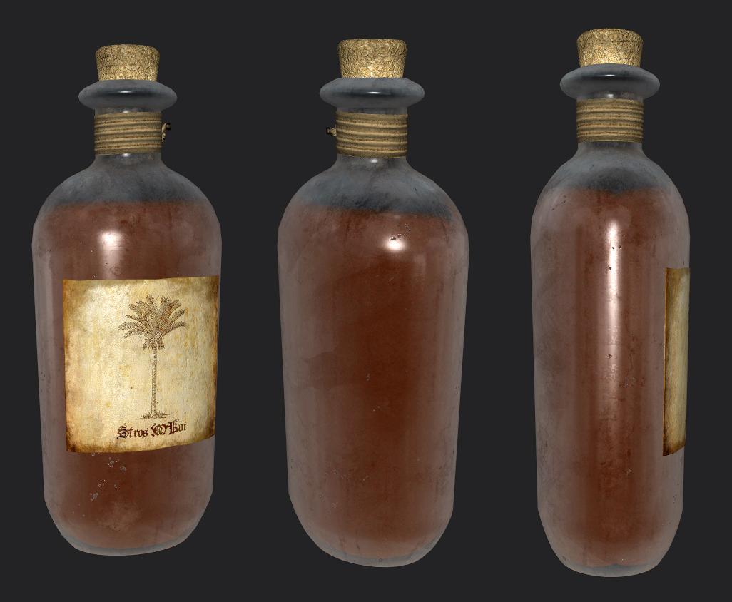 Unique Stros M'Kai Rum