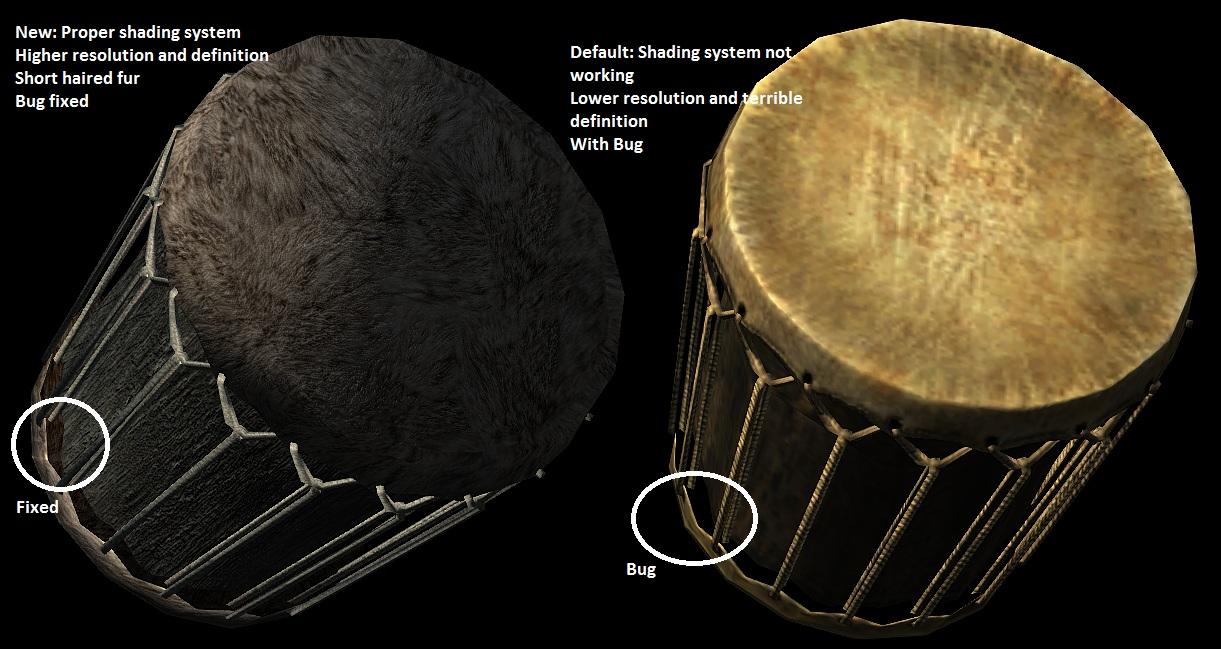 Realistic Instruments