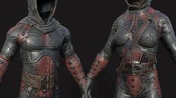 Frankly HD Shrouded Armor