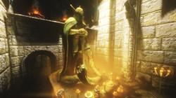 LeanWolfs Better-Shaped Talos Statue