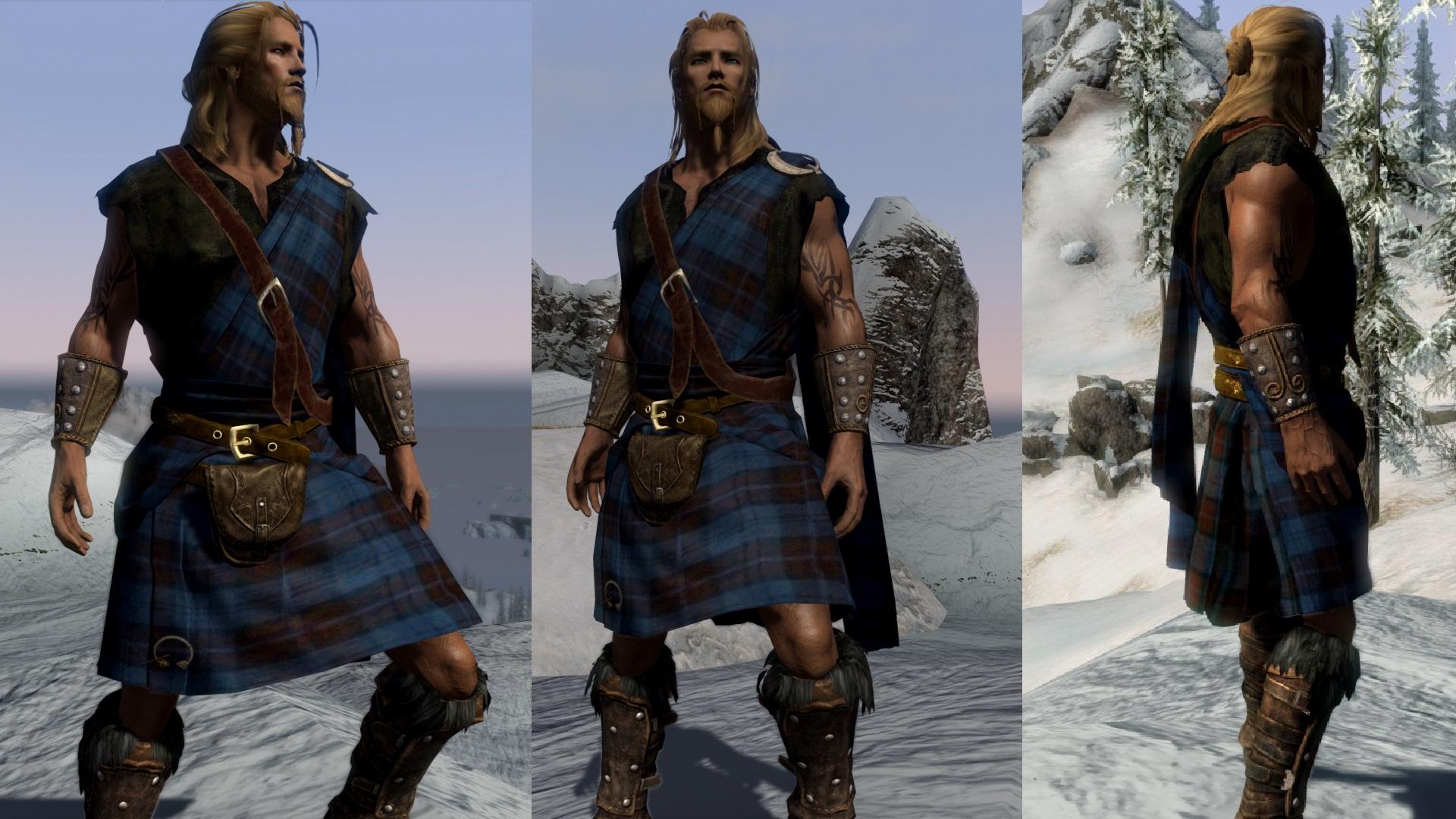 MacGrioghair's Great Kilt