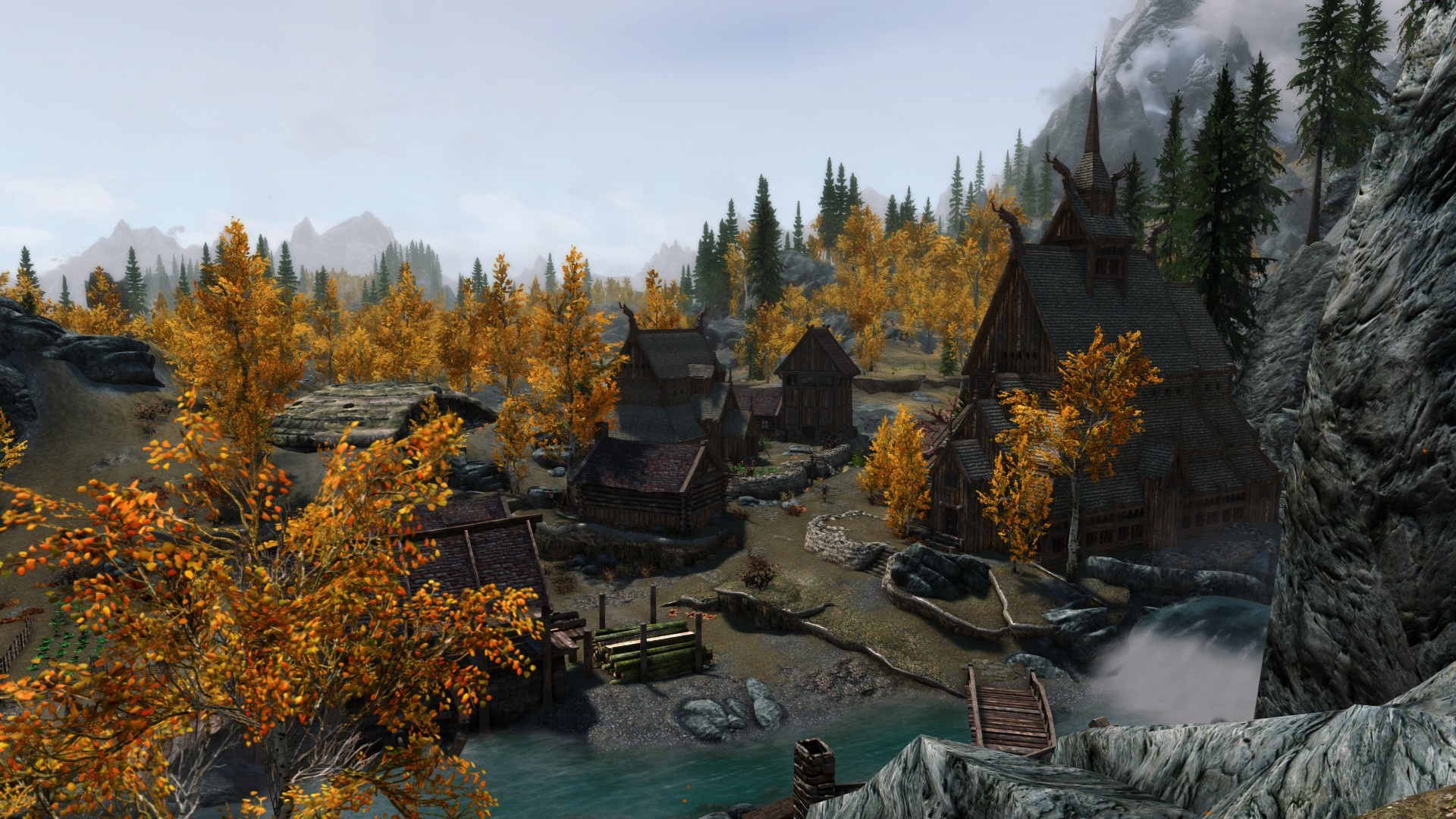 The Great Town of Ivarstead SSE