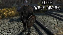Elite Wolf Armor
