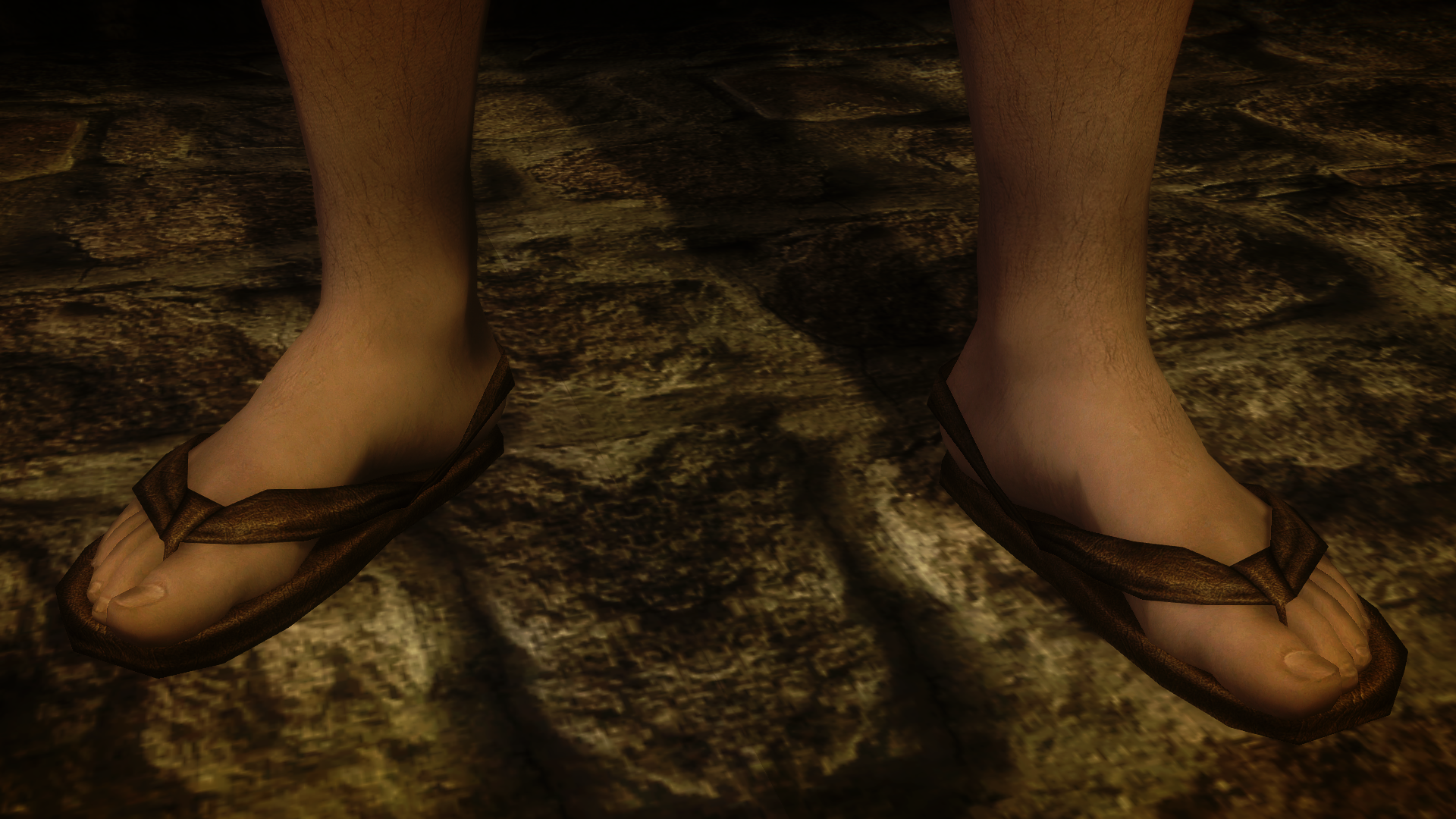 Vanilla Footwear For Better Males
