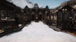 Windhelm Bridge Overhaul