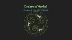 Denizens of Morthal - Dialogue and Character Expander