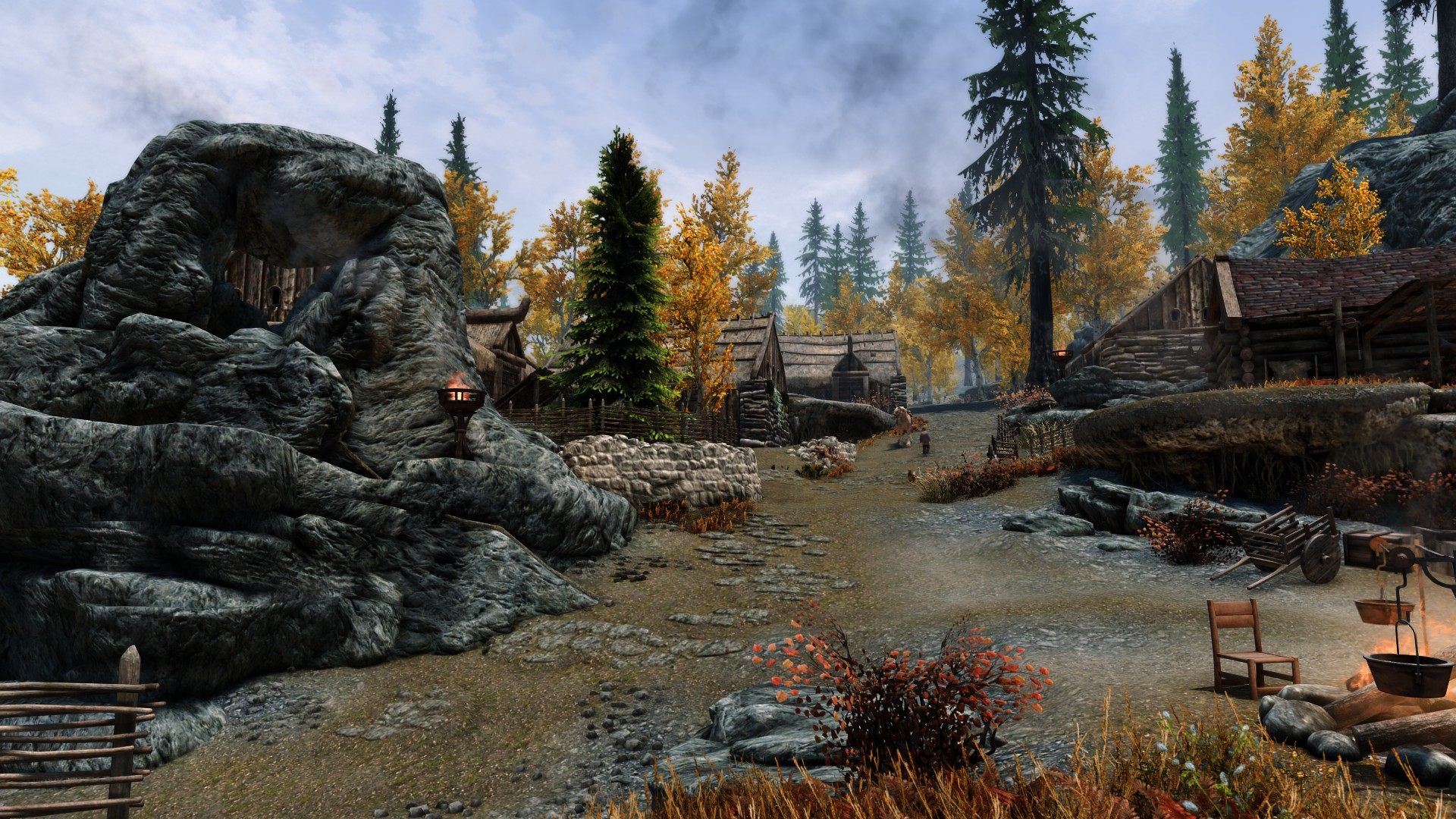The Great Town of Shor's Stone SSE