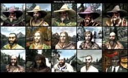 Hirsute Beards