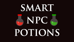 Smart NPC Potions - Enemies Use Potions and Poisons