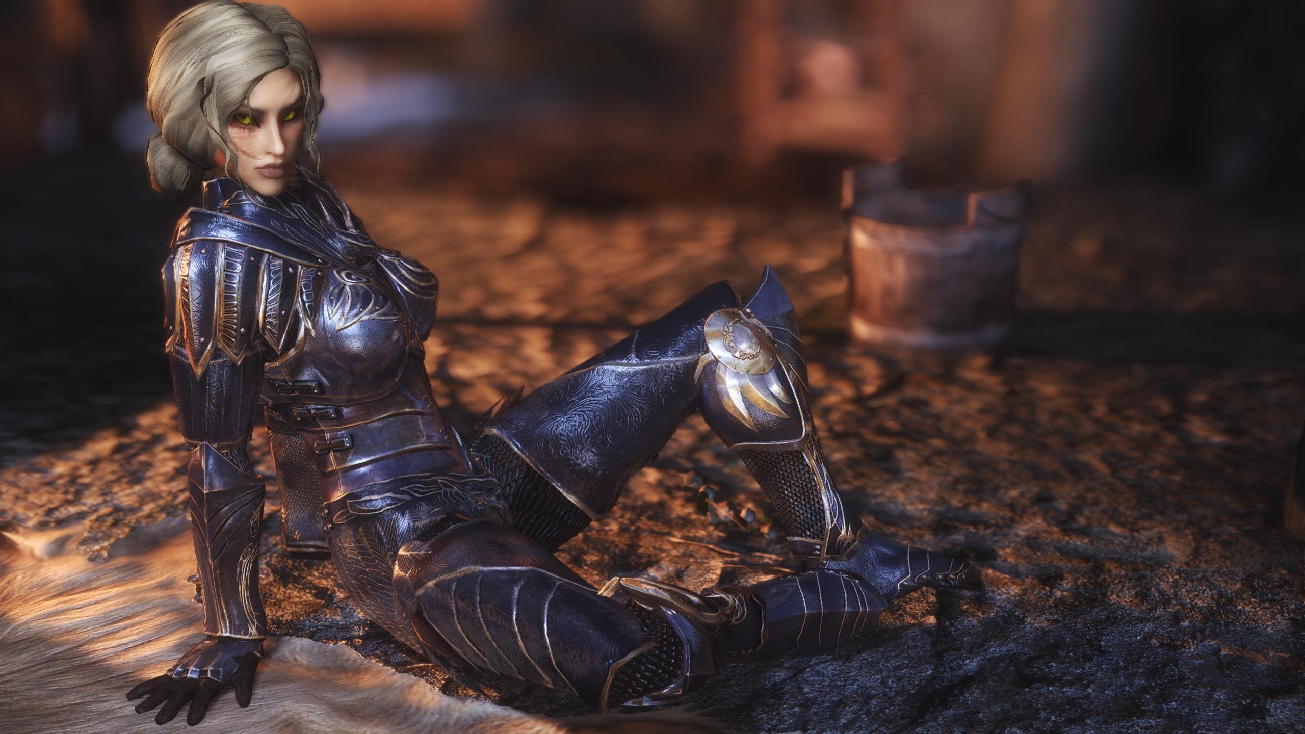 Truly Light Elven Armor