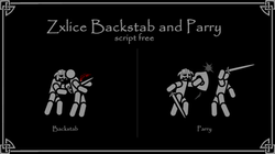 zxlice BackStab and Parry SSE - Script Free