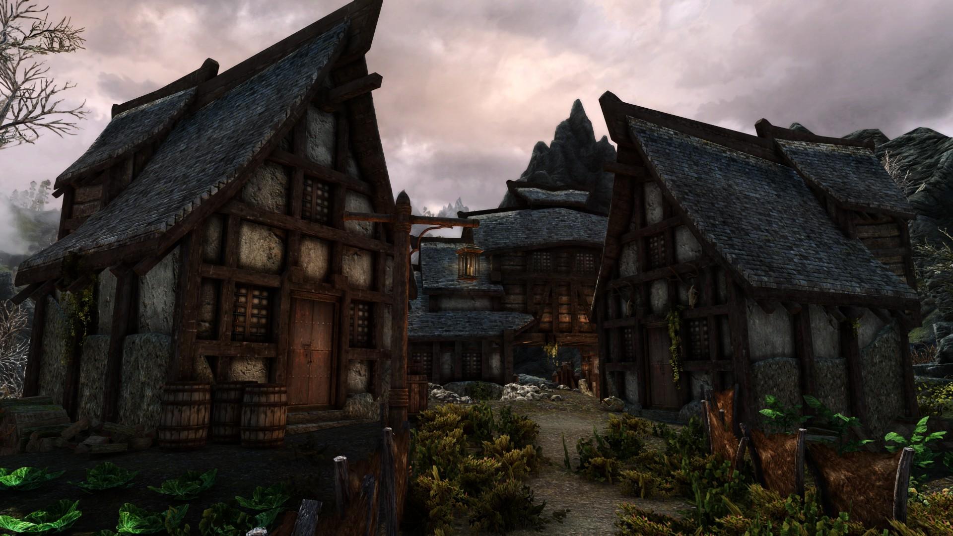 The Great Village of Old Hroldan SSE