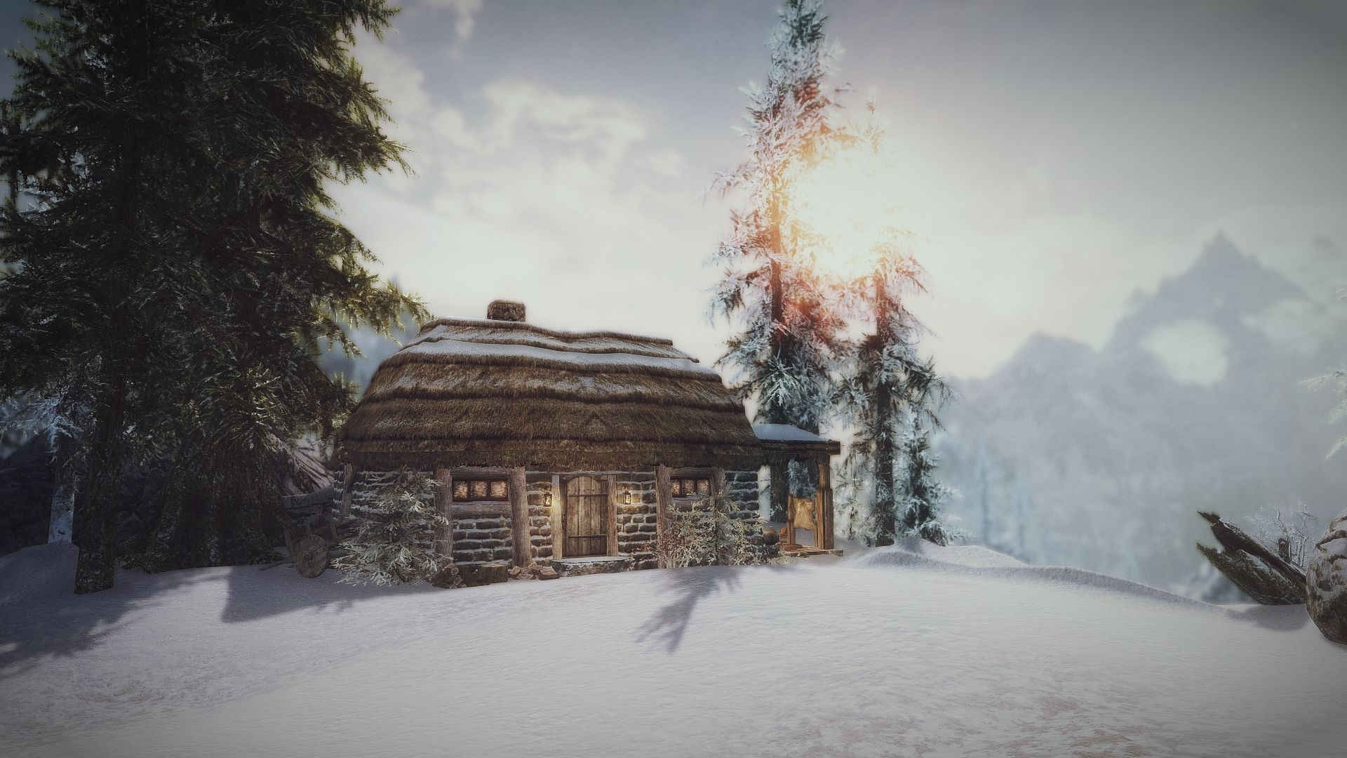 Coldwater Cabin