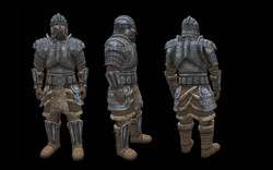 Heavy Nordic Armor
