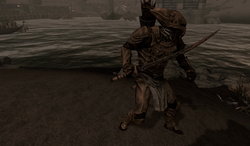 Bonemold and Chitin Weapons - Morrowind Armory - Remade