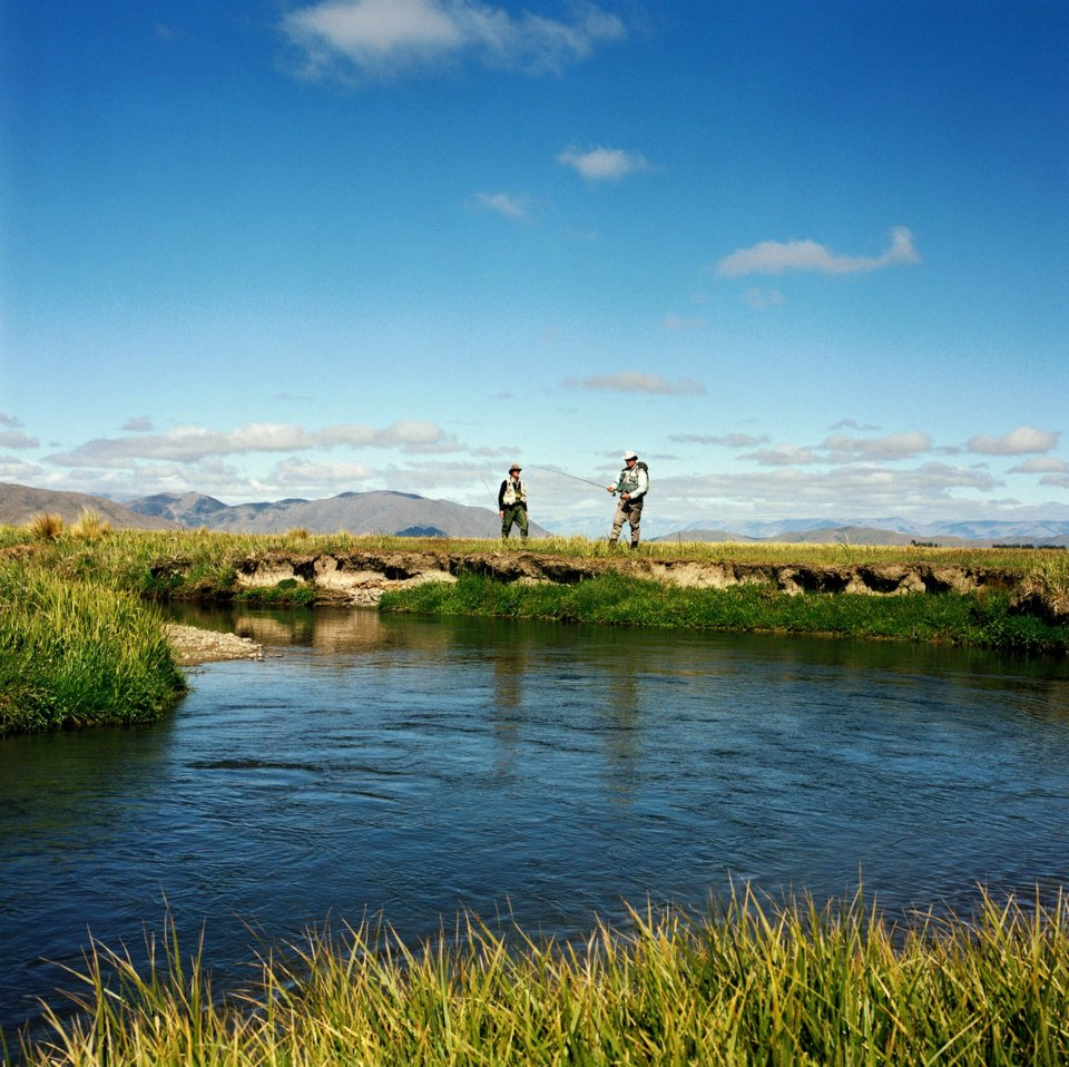Fly Fishing Twizel and Tekapo