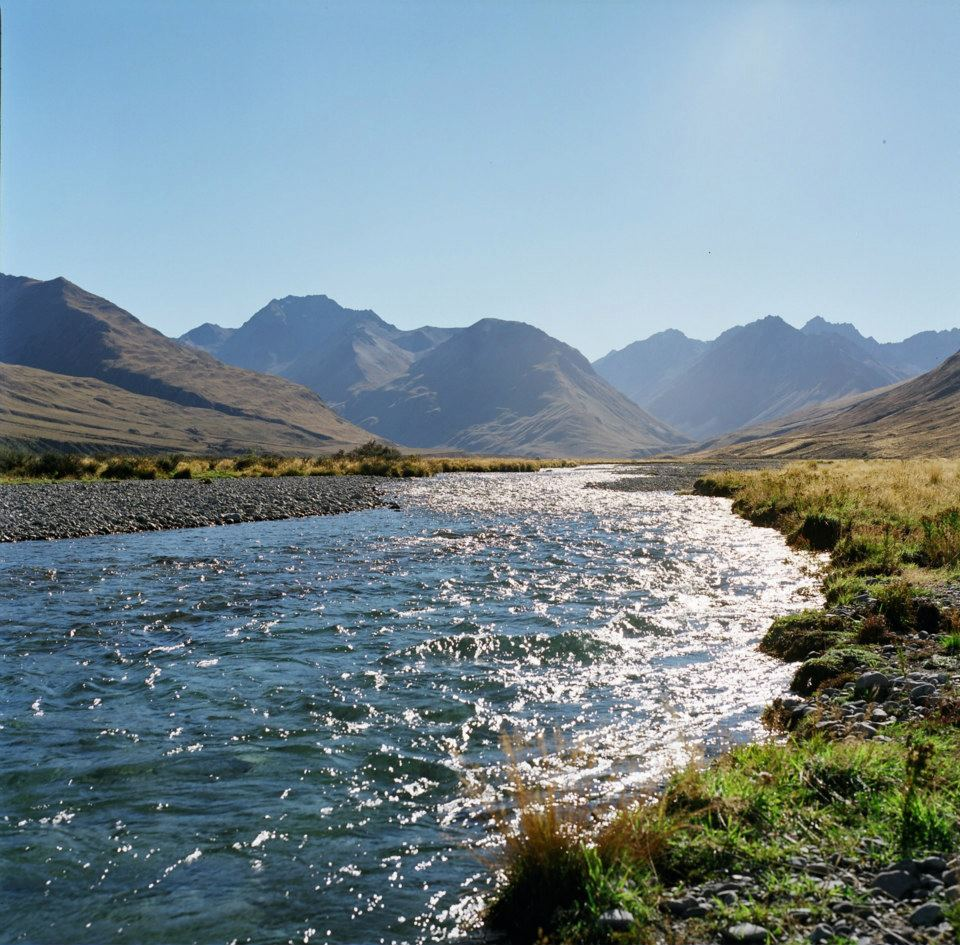 Fly fishing guide Twizel