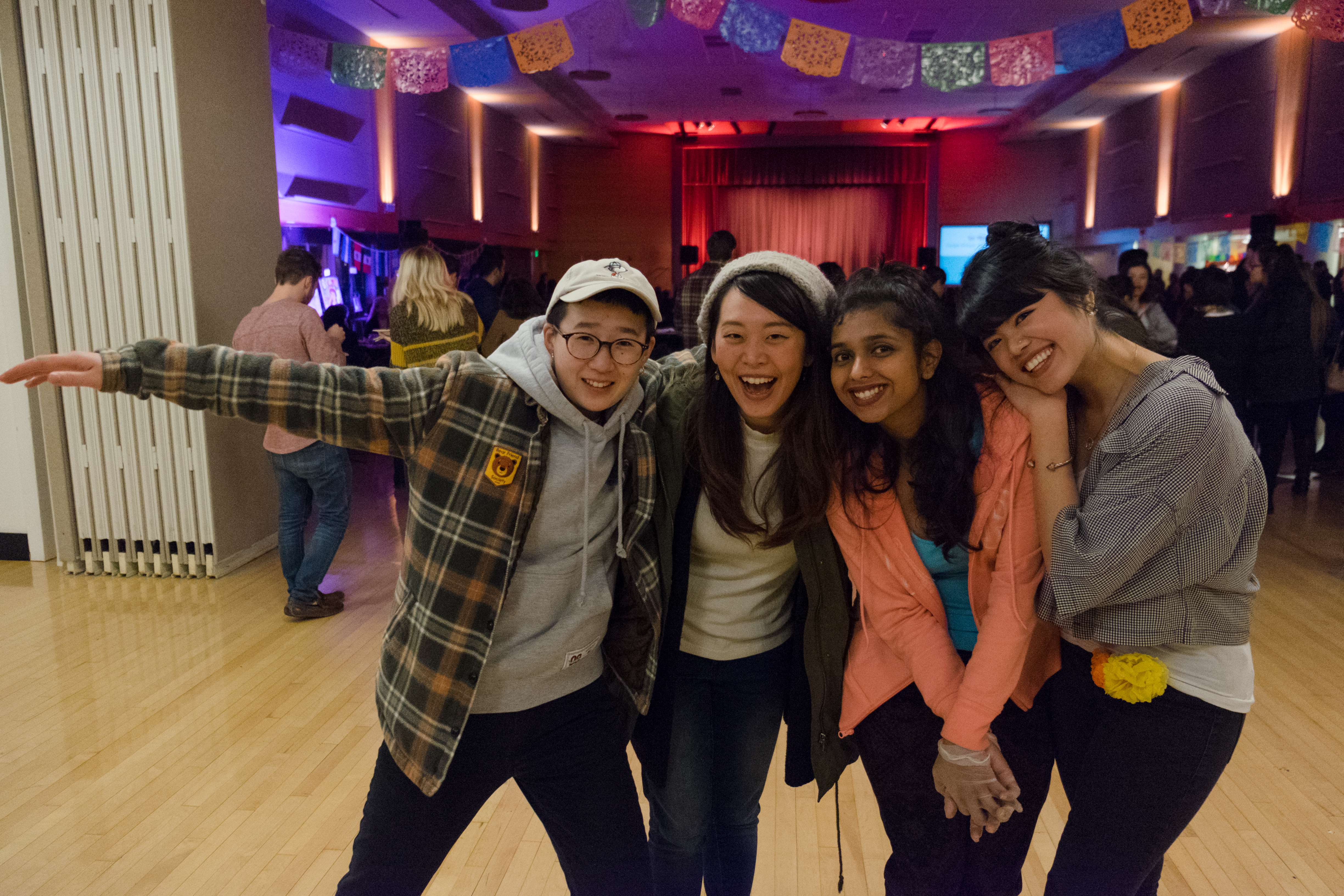 Culture Night at PSU, Winter 2017